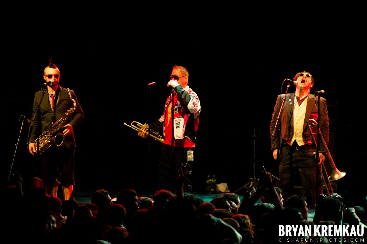 Reel Big Fish @ Best Buy Theater, NYC - 6.27.12 (4)