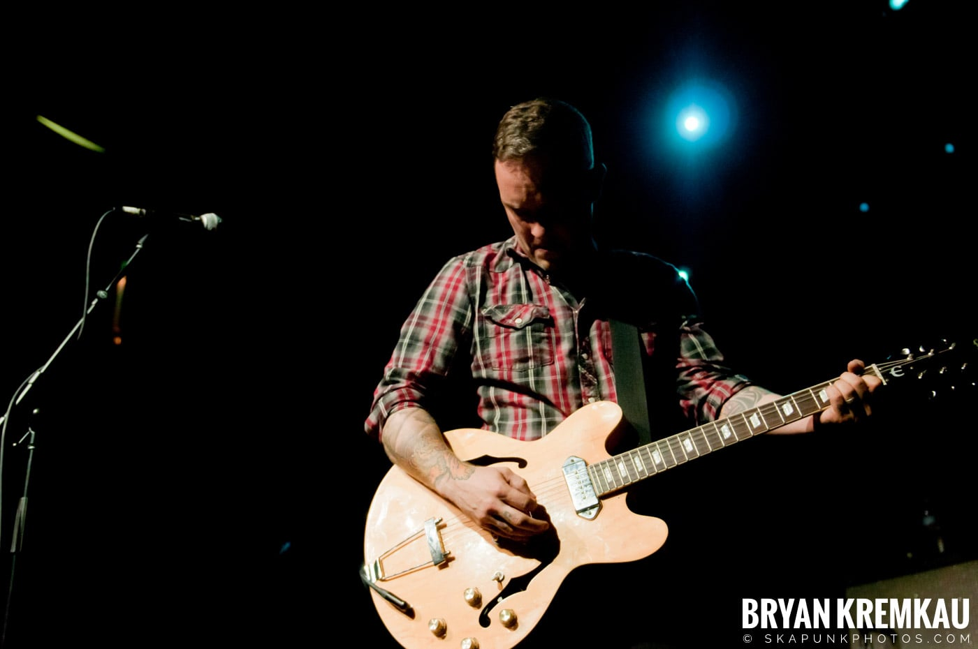 Dave Hause @ Webster Hall, NYC - 7.24.12 (20)