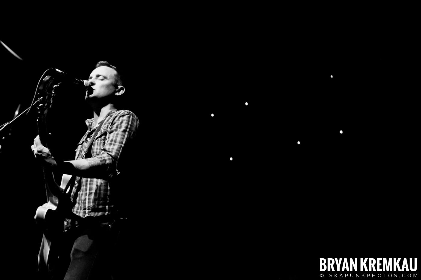 Dave Hause @ Webster Hall, NYC - 7.24.12 (19)
