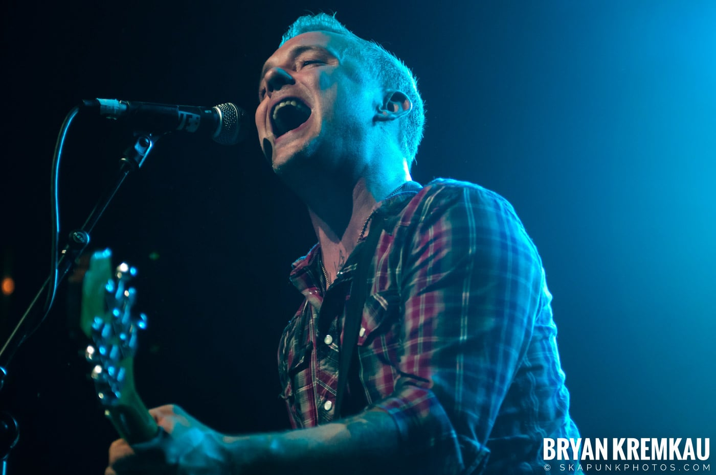 Dave Hause @ Webster Hall, NYC - 7.24.12 (14)