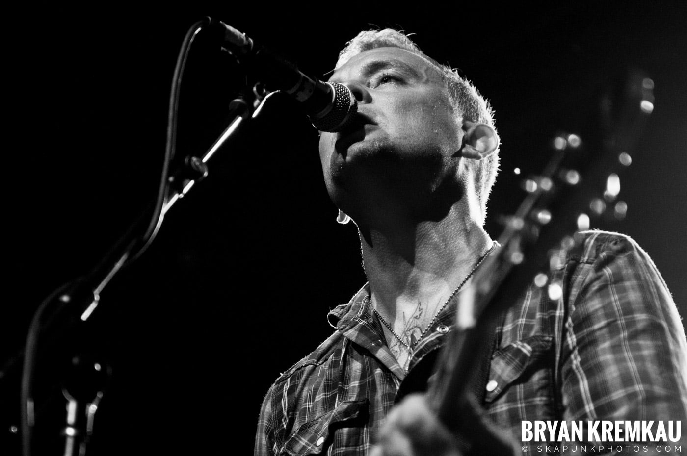 Dave Hause @ Webster Hall, NYC - 7.24.12 (10)