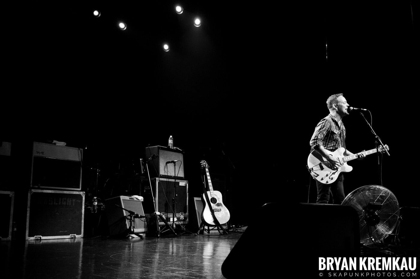Dave Hause @ Webster Hall, NYC - 7.24.12 (5)