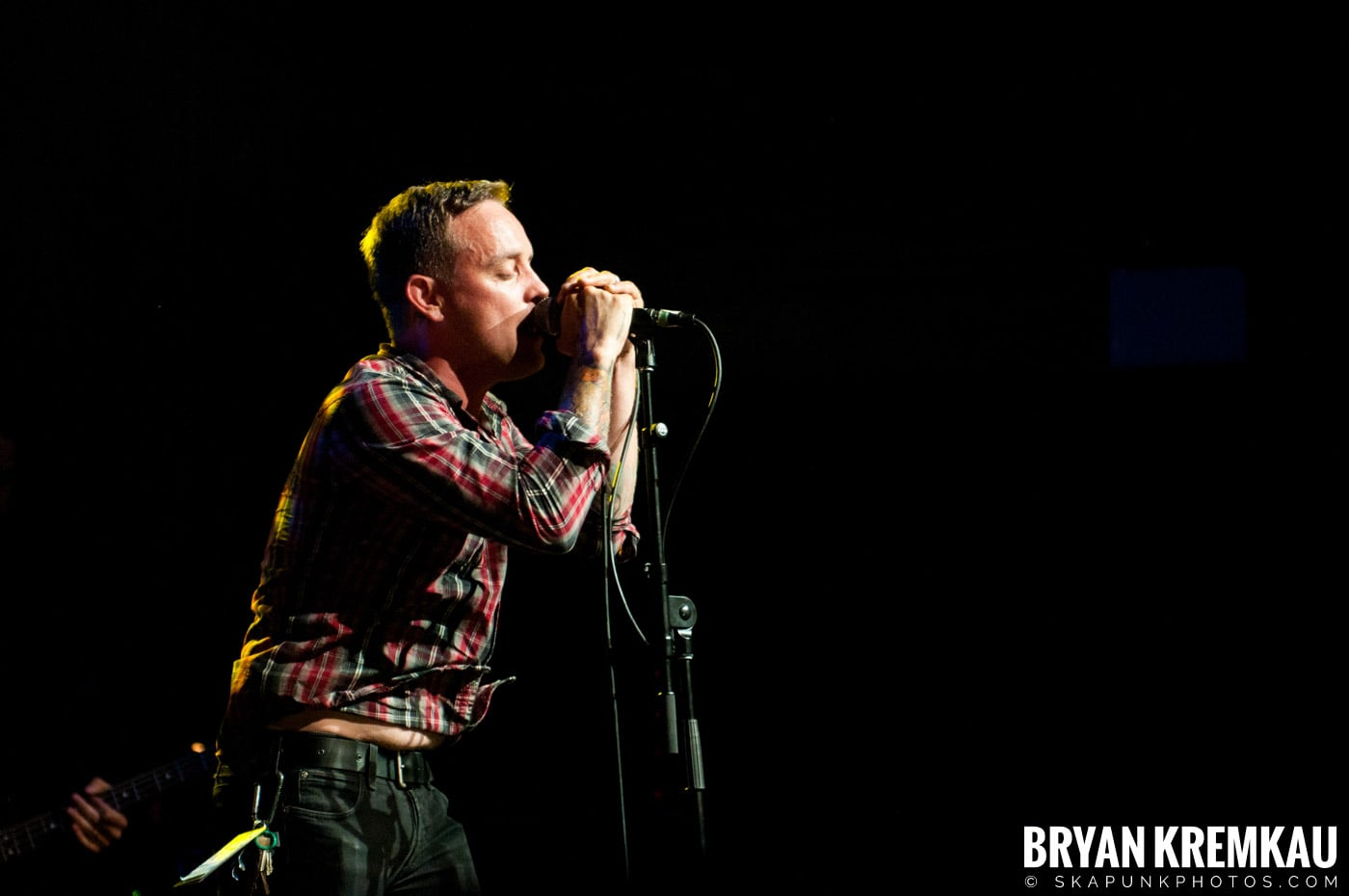 Dave Hause @ Webster Hall, NYC - 7.24.12 (4)
