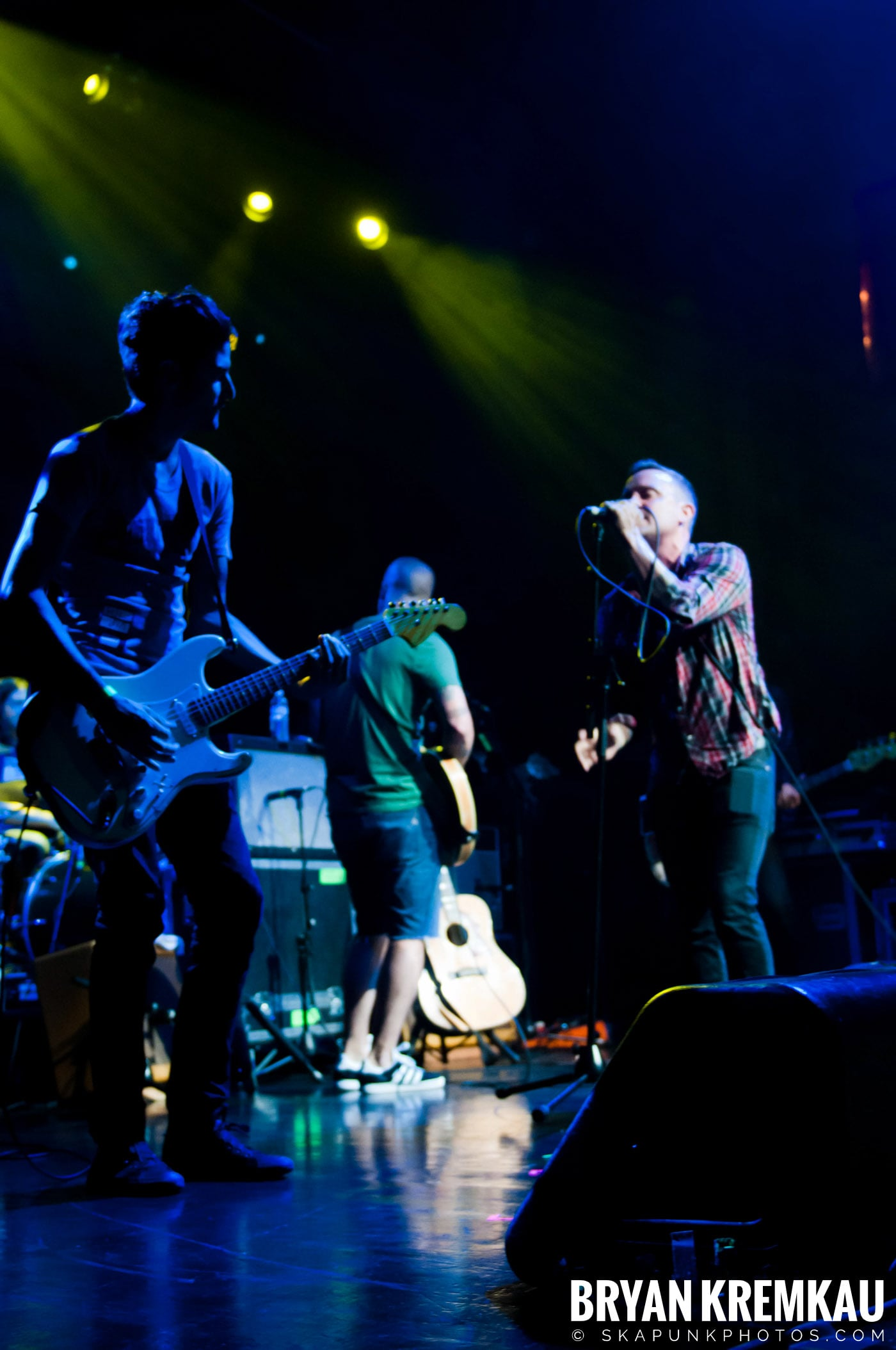 Dave Hause @ Webster Hall, NYC - 7.24.12 (3)