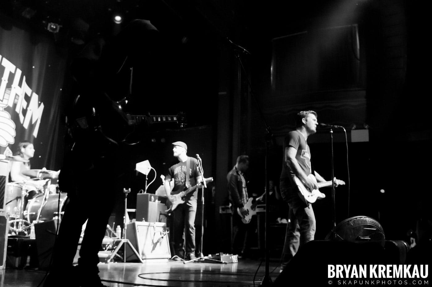 The Gaslight Anthem @ Webster Hall, NYC - 7.24.12 (26)