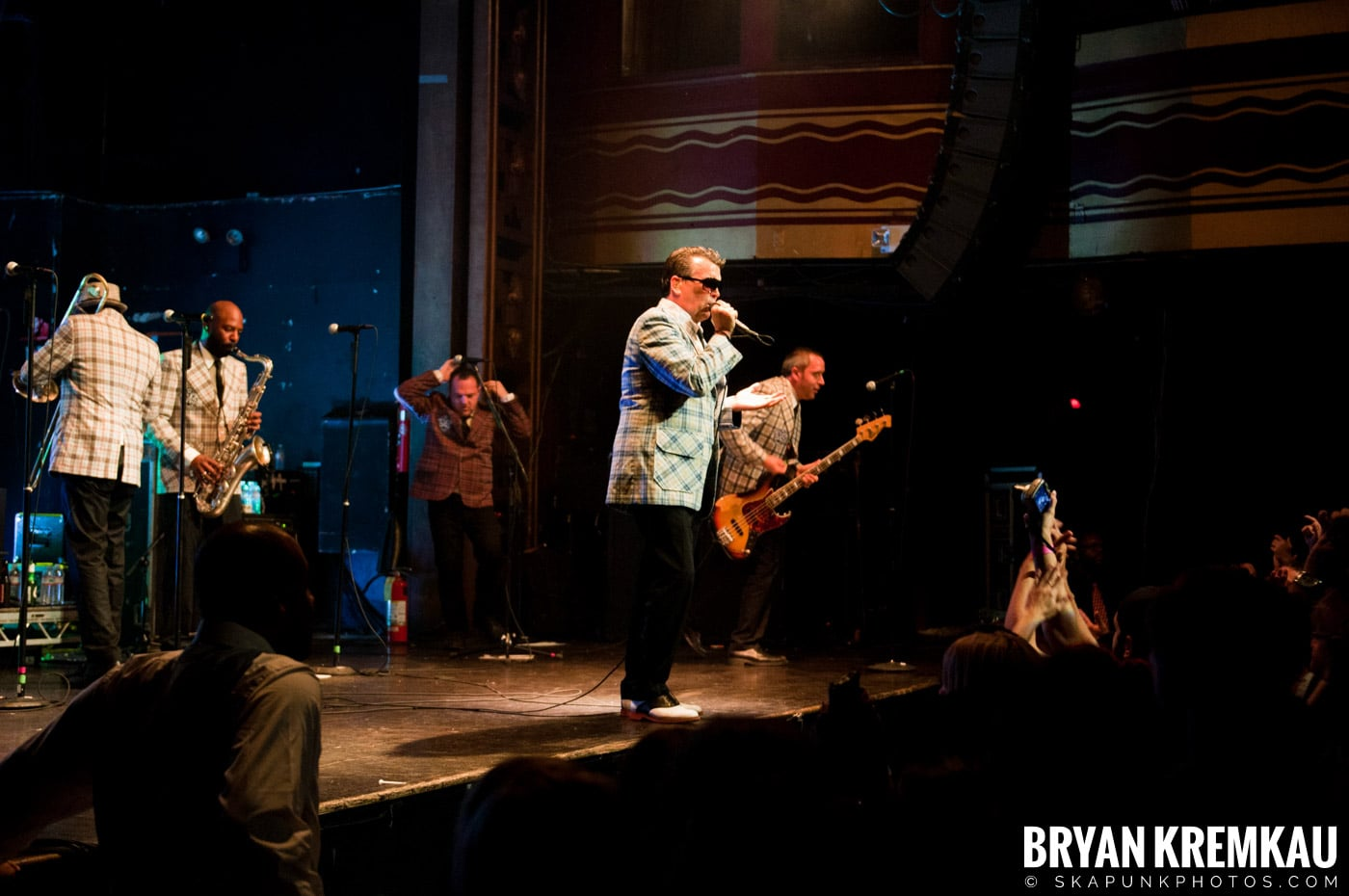 Mighty Mighty Bosstones @ Webster Hall, NYC - 8.6.12 (13)