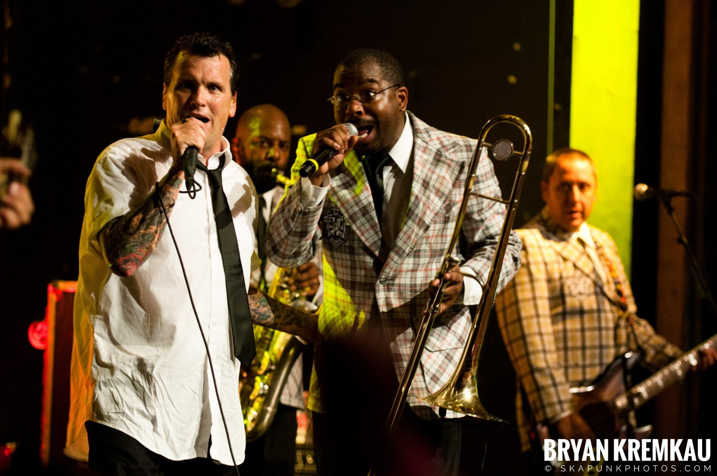 Mighty Mighty Bosstones @ Webster Hall, NYC - 8.6.12 (6)