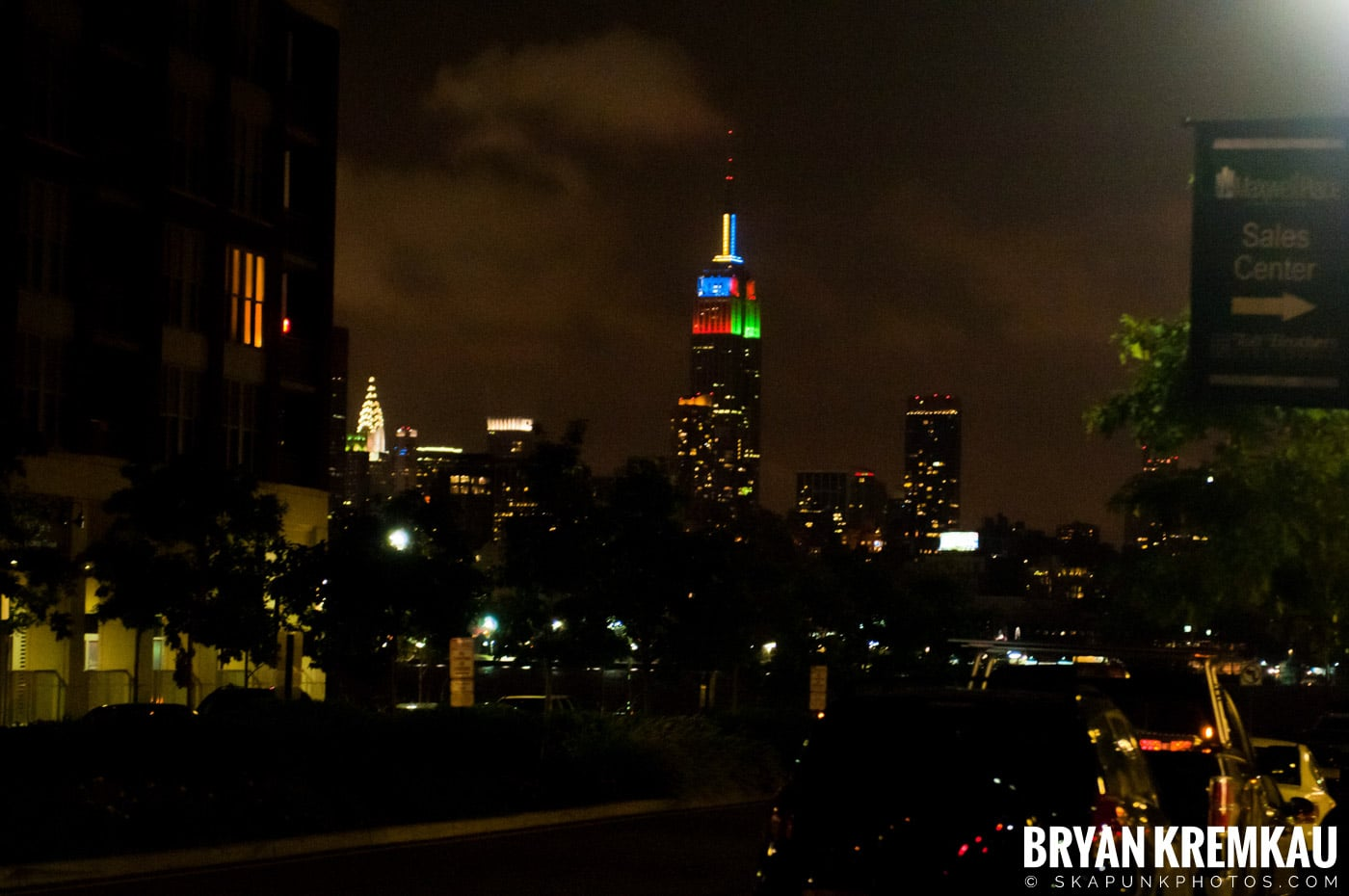 The Push Stars @ Maxwells, Hoboken NJ - 8.8.12 (1)