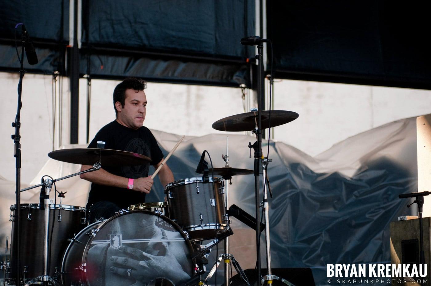 The Menzingers @ Riot Fest 2012, Williamsburg Park NY - 9.8.12 (21)