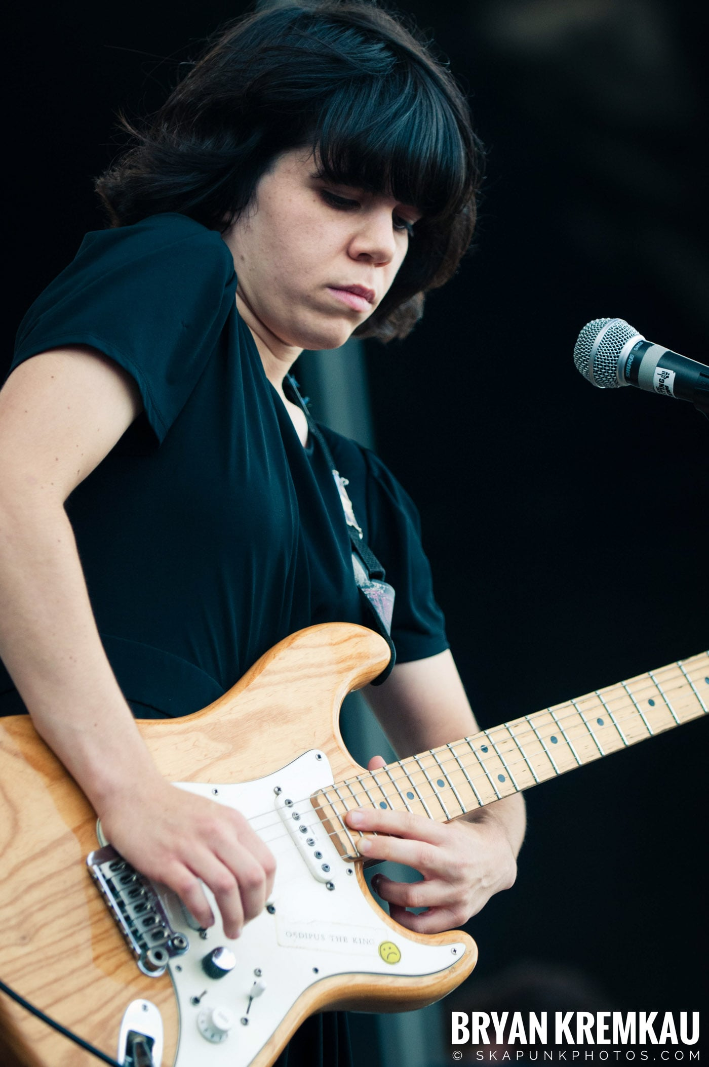 The Screaming Females @ Riot Fest 2012, Williamsburg Park NY - 9.8.12 (13)