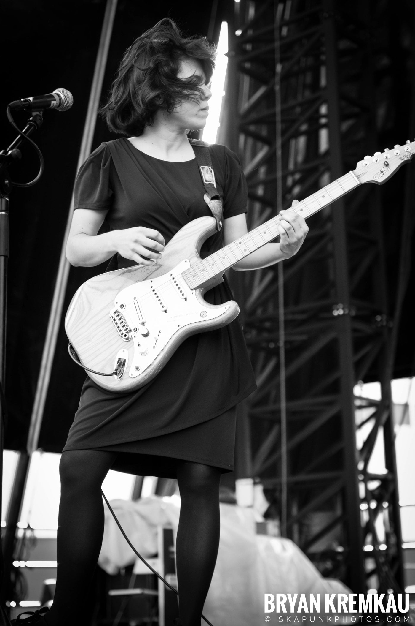 The Screaming Females @ Riot Fest 2012, Williamsburg Park NY - 9.8.12 (10)