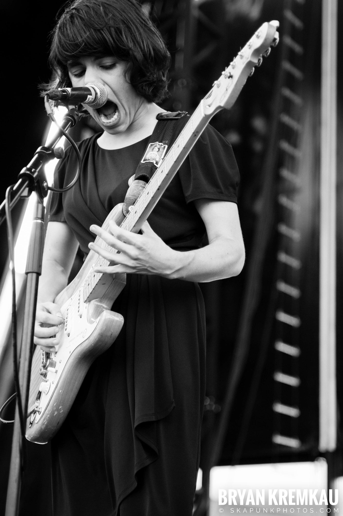 The Screaming Females @ Riot Fest 2012, Williamsburg Park NY - 9.8.12 (7)