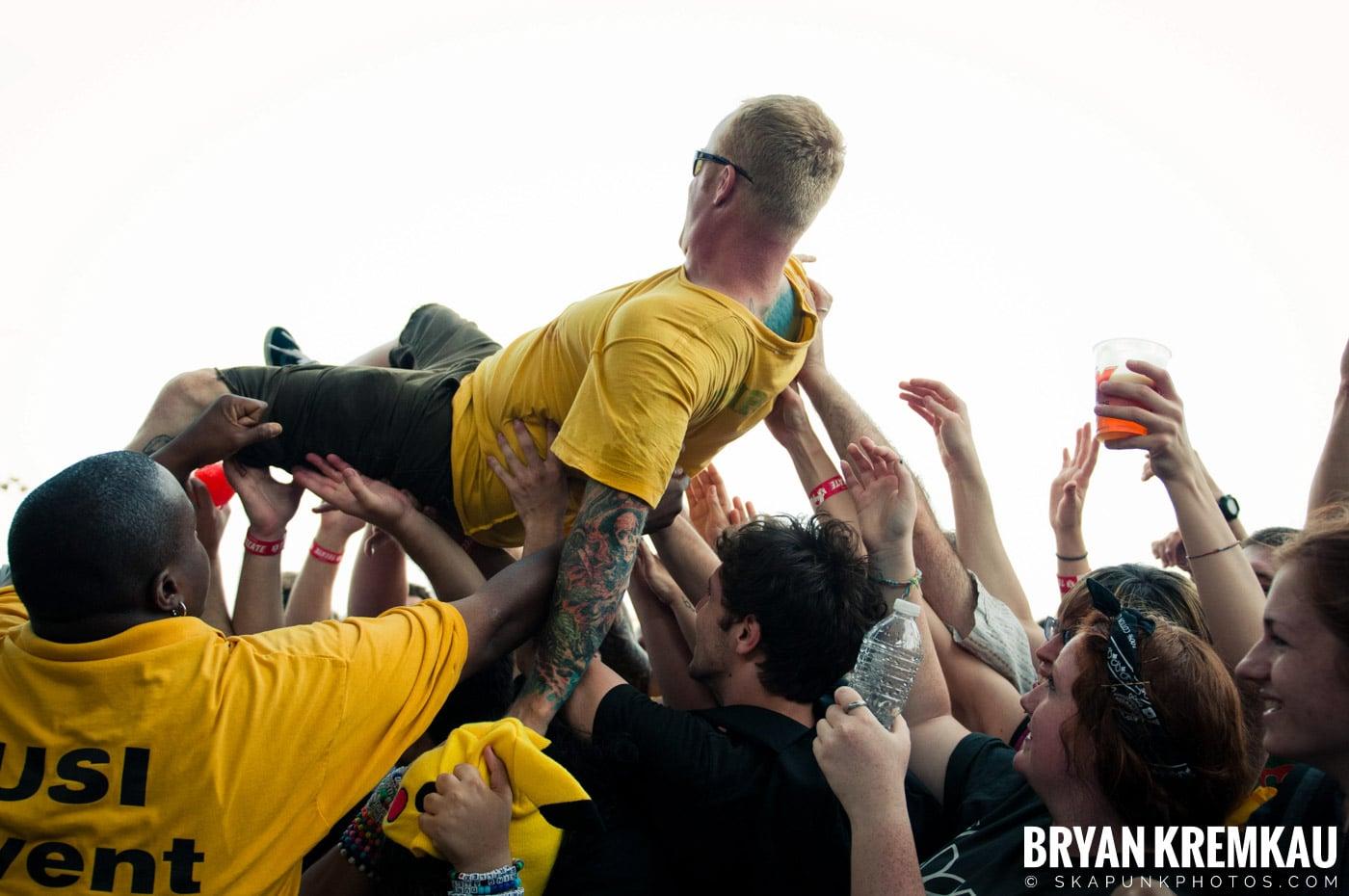 The Bronx @ Riot Fest 2012, Williamsburg Park NY - 9.8.12 (26)