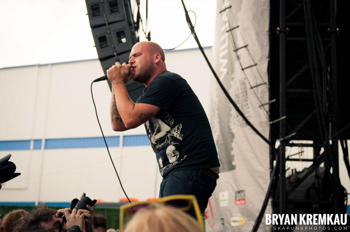 The Bronx @ Riot Fest 2012, Williamsburg Park NY - 9.8.12 (25)