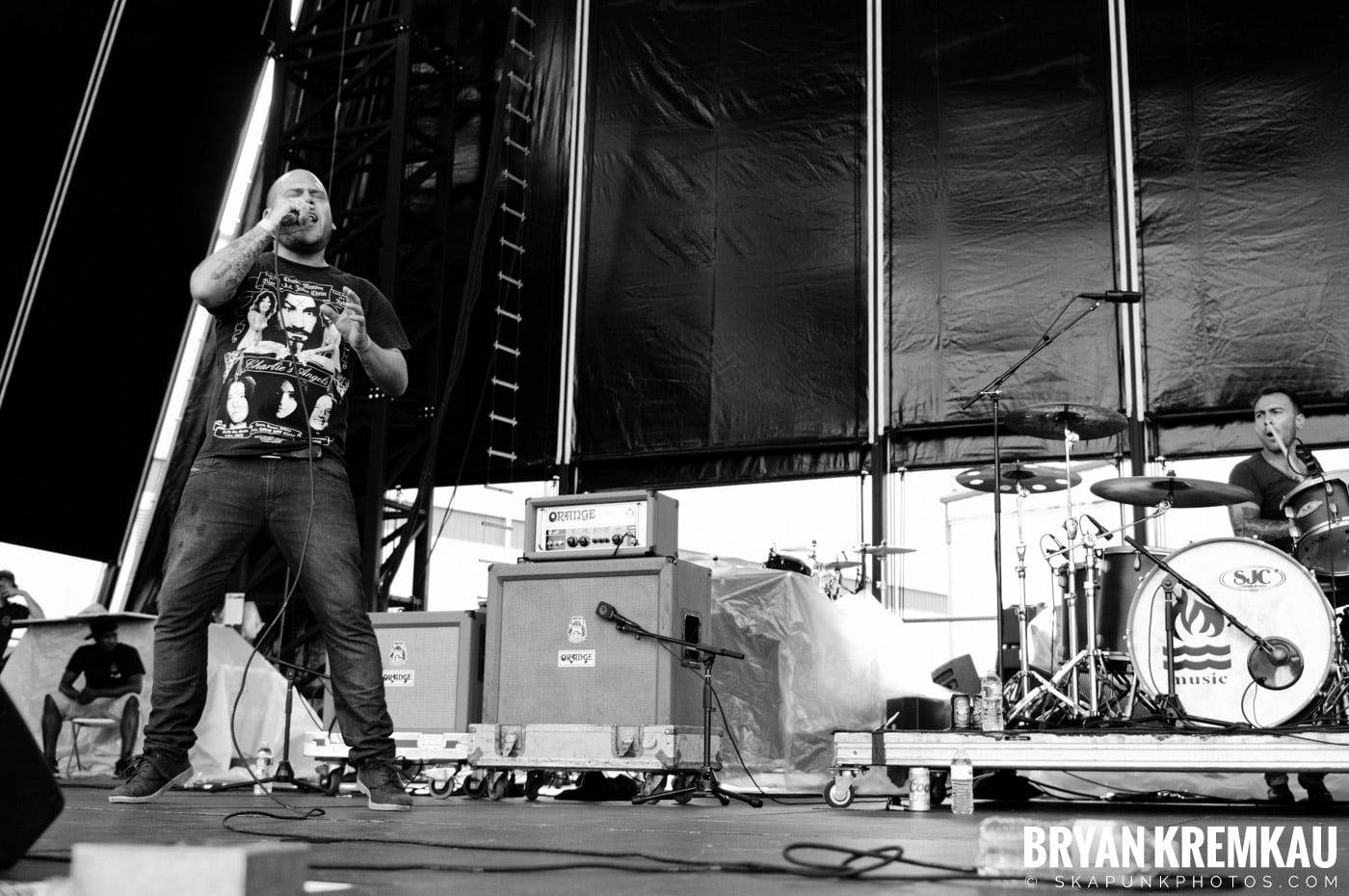 The Bronx @ Riot Fest 2012, Williamsburg Park NY - 9.8.12 (20)