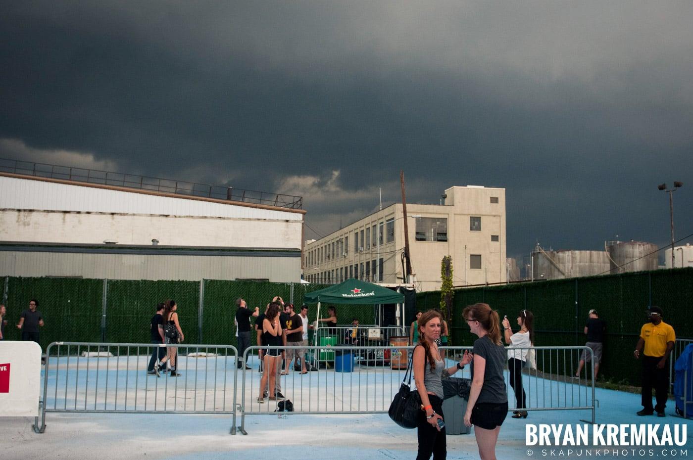 The Bronx @ Riot Fest 2012, Williamsburg Park NY - 9.8.12 (7)