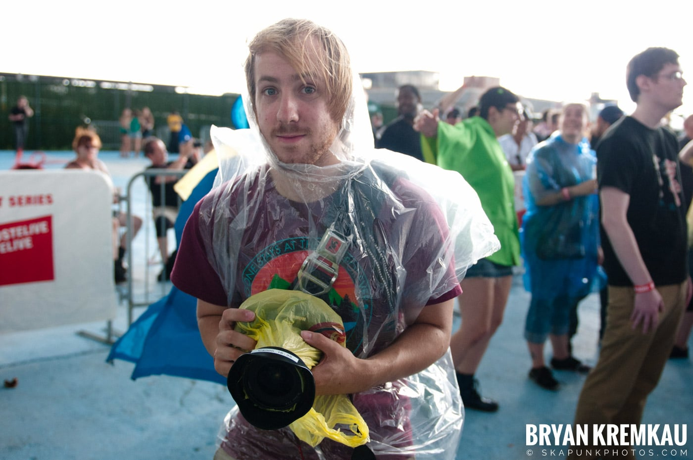 The Bronx @ Riot Fest 2012, Williamsburg Park NY - 9.8.12 (4)