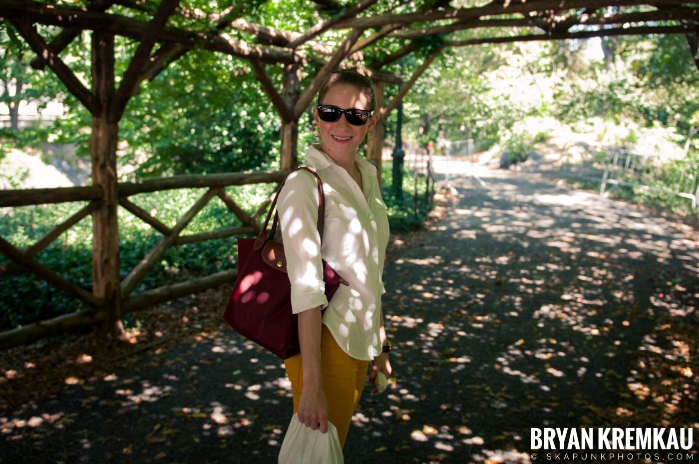 Central Park @ New York, NY - 9.9.12 (57)