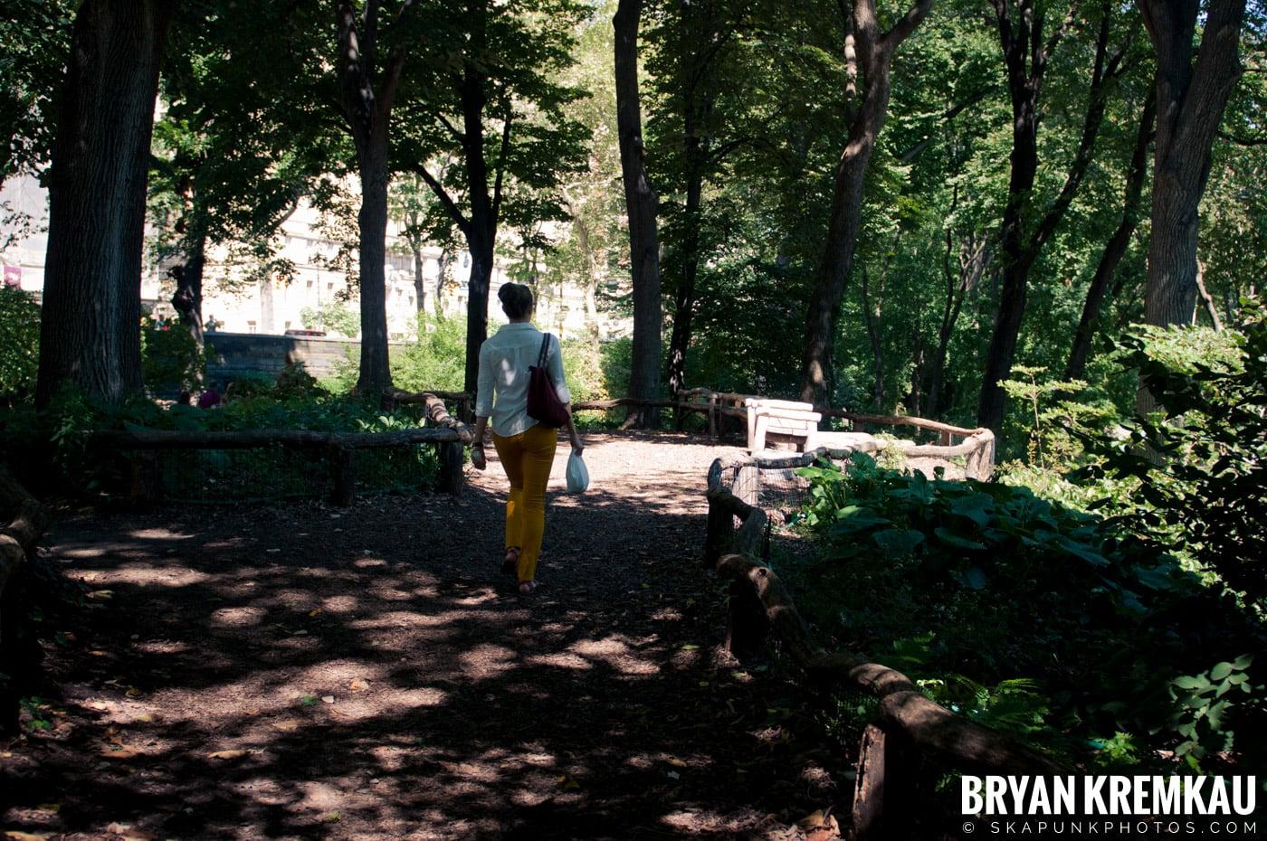 Central Park @ New York, NY - 9.9.12 (56)