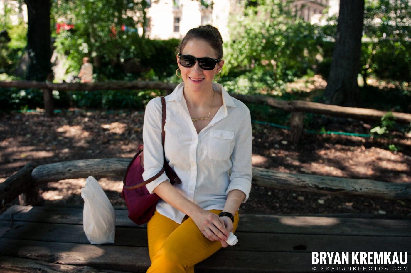 Central Park @ New York, NY - 9.9.12 (55)