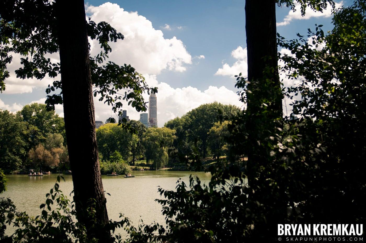 Central Park @ New York, NY - 9.9.12 (47)