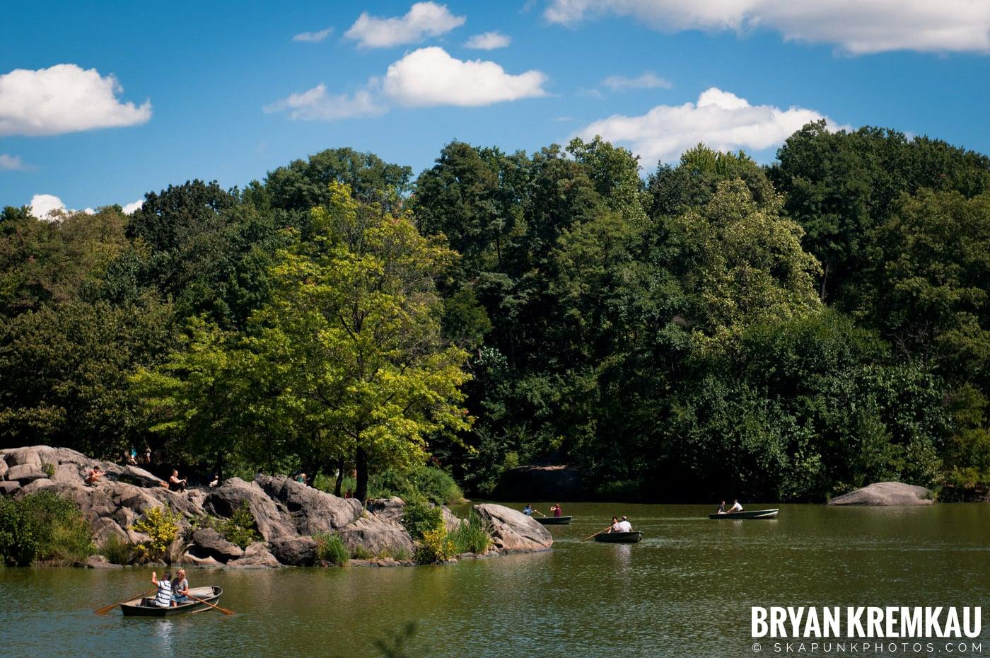 Central Park @ New York, NY - 9.9.12 (46)