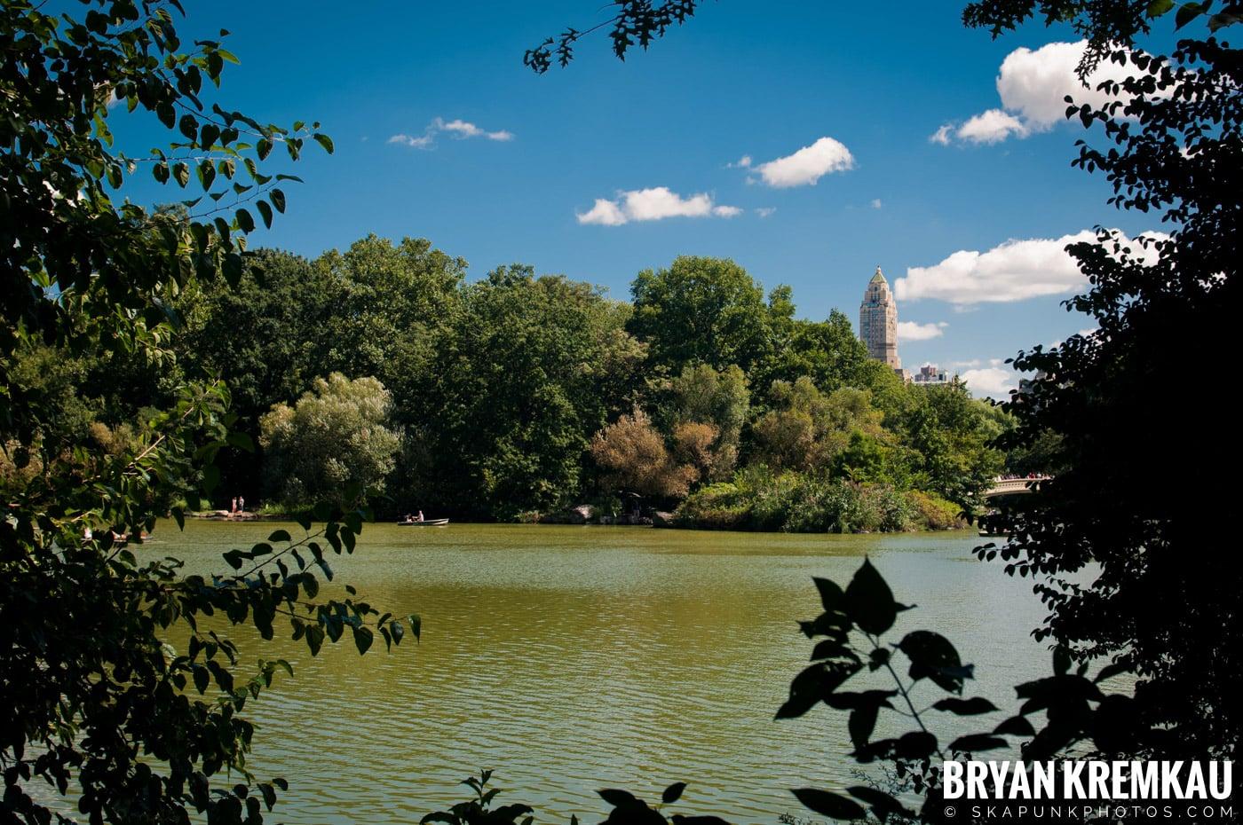 Central Park @ New York, NY - 9.9.12 (45)