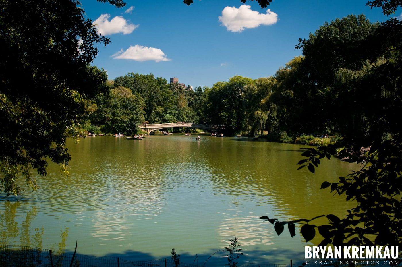 Central Park @ New York, NY - 9.9.12 (43)