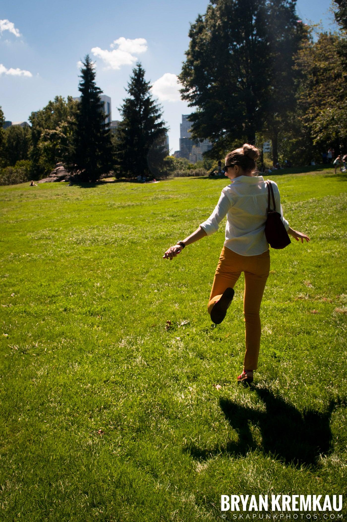 Central Park @ New York, NY - 9.9.12 (41)