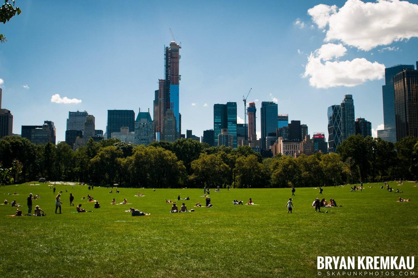 Central Park @ New York, NY - 9.9.12 (40)