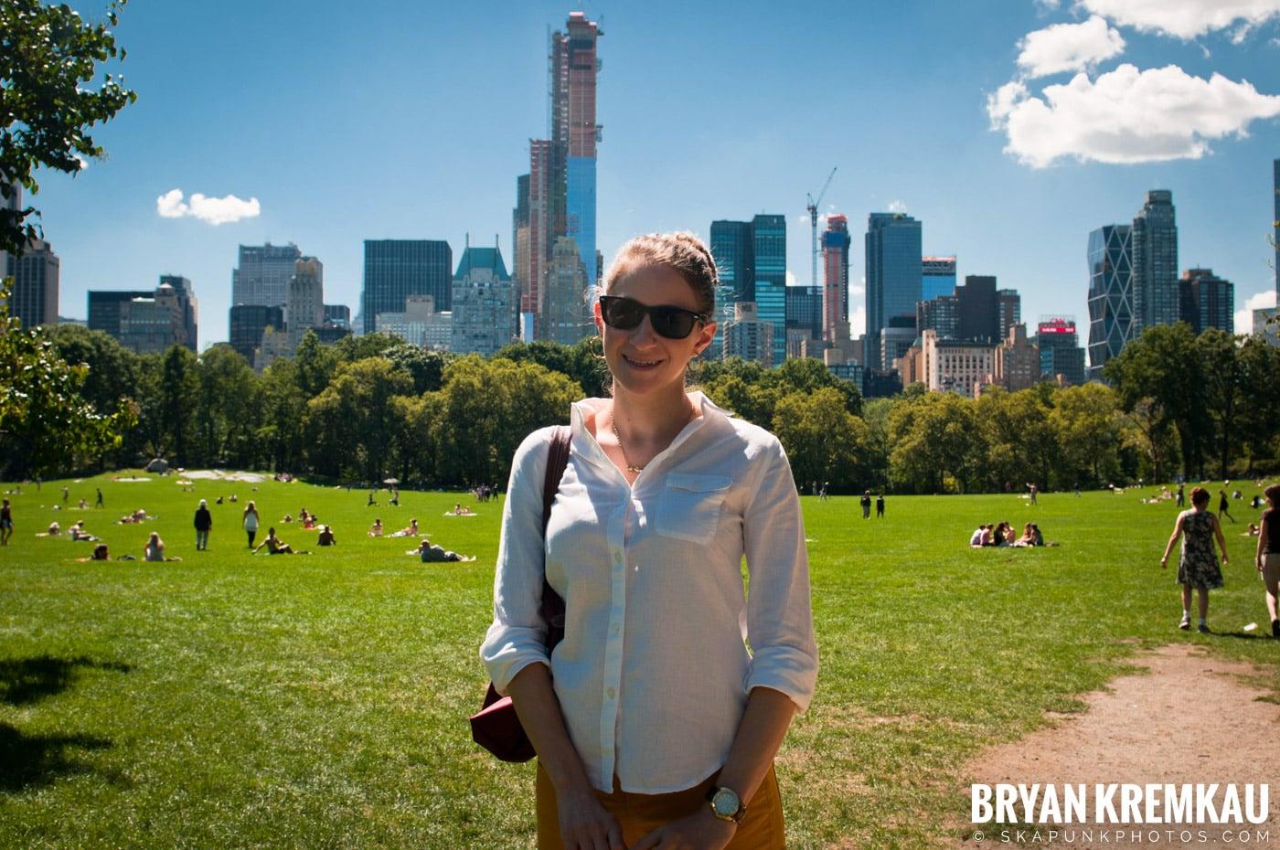 Central Park @ New York, NY - 9.9.12 (38)