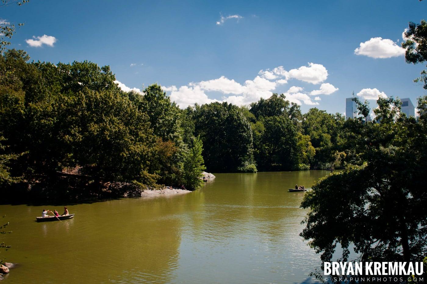 Central Park @ New York, NY - 9.9.12 (32)