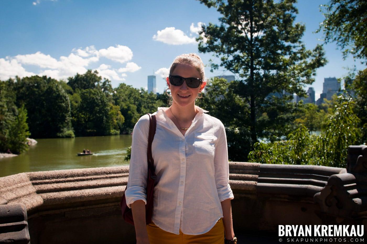 Central Park @ New York, NY - 9.9.12 (31)