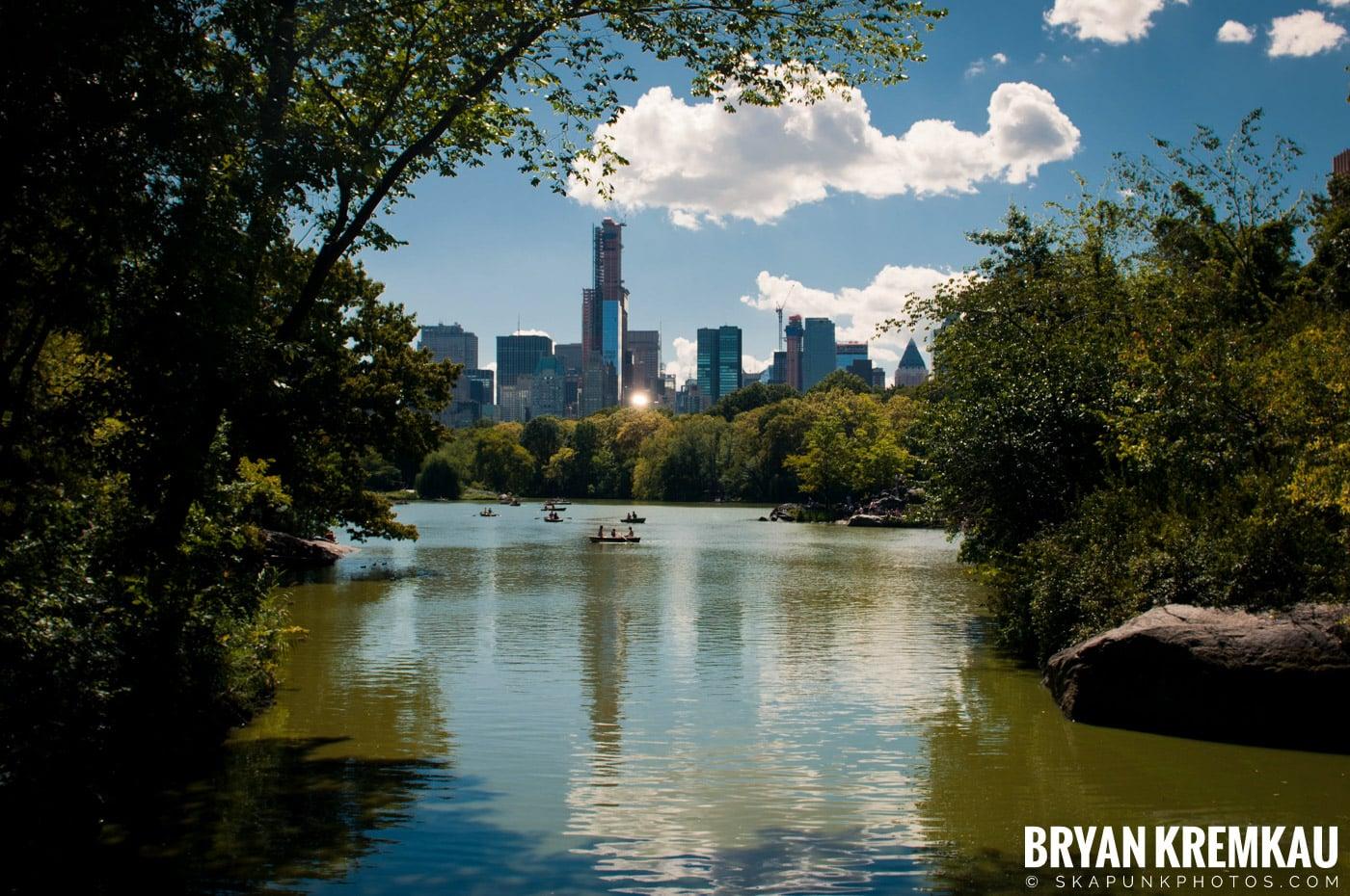Central Park @ New York, NY - 9.9.12 (30)