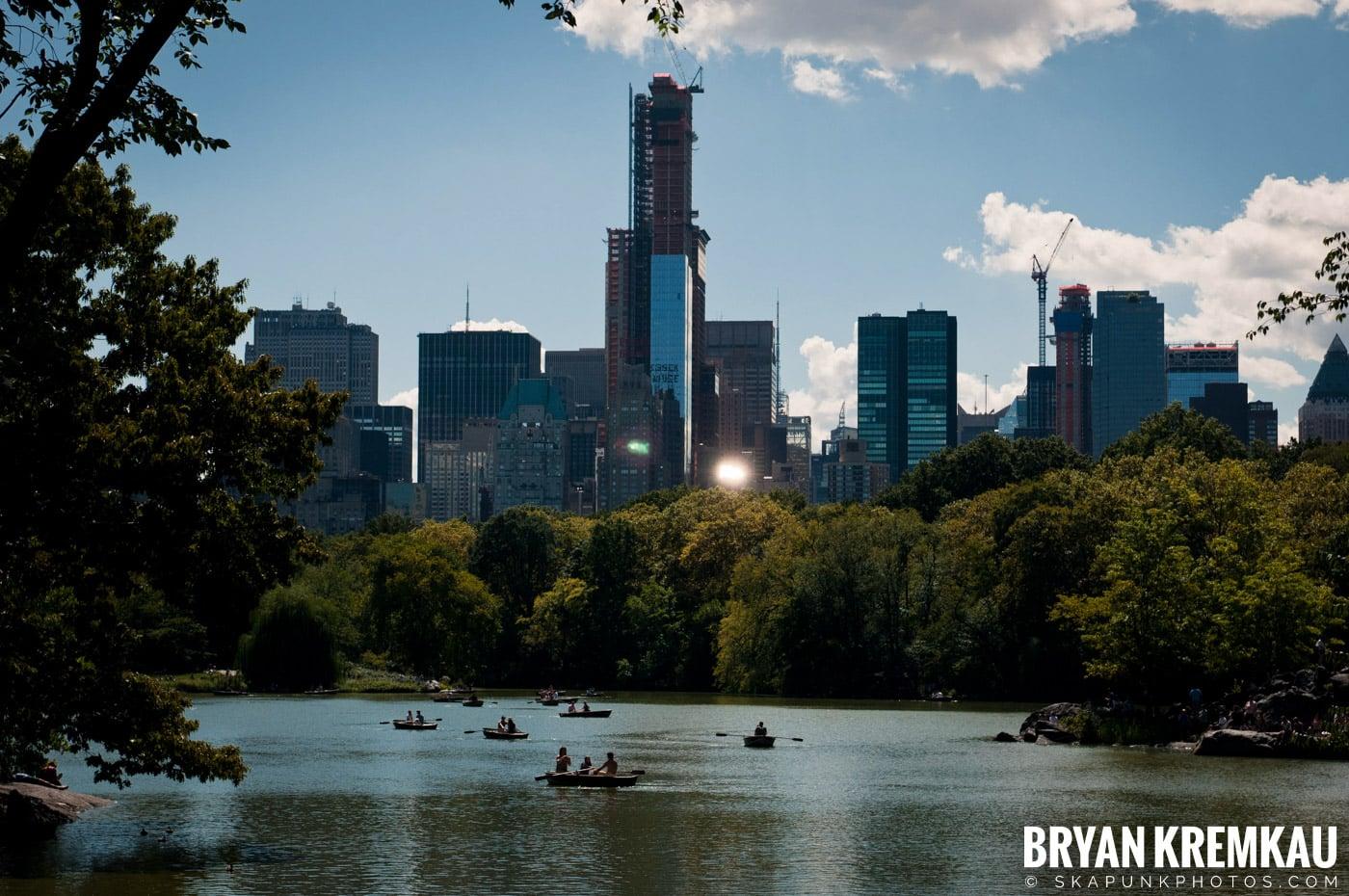 Central Park @ New York, NY - 9.9.12 (29)