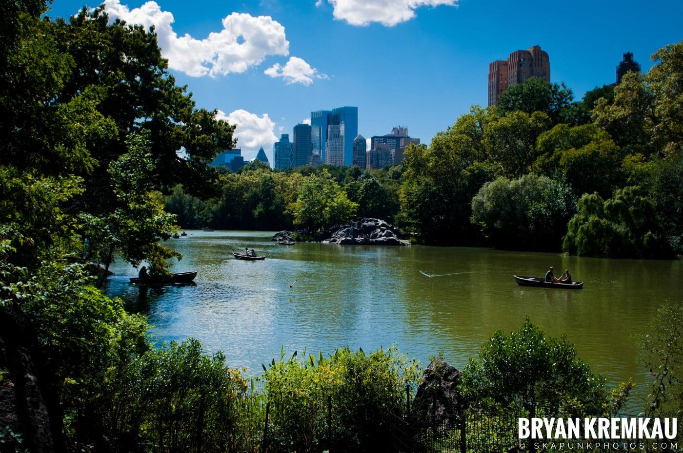 Central Park @ New York, NY - 9.9.12 (28)