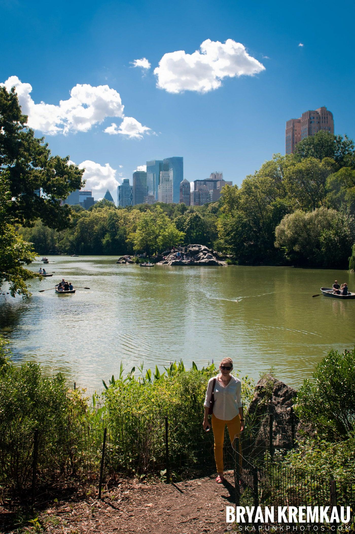 Central Park @ New York, NY - 9.9.12 (27)