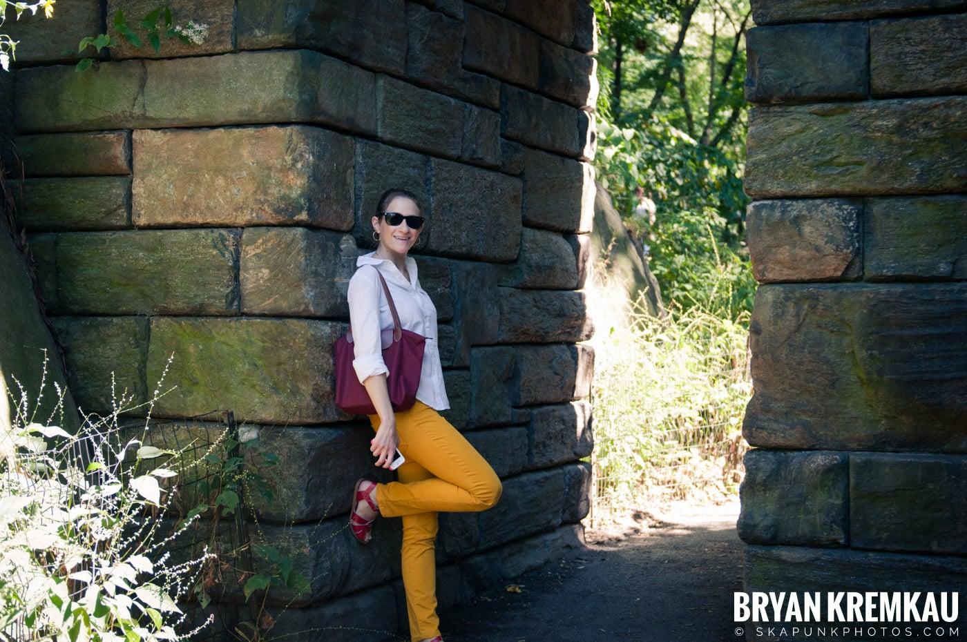 Central Park @ New York, NY - 9.9.12 (24)