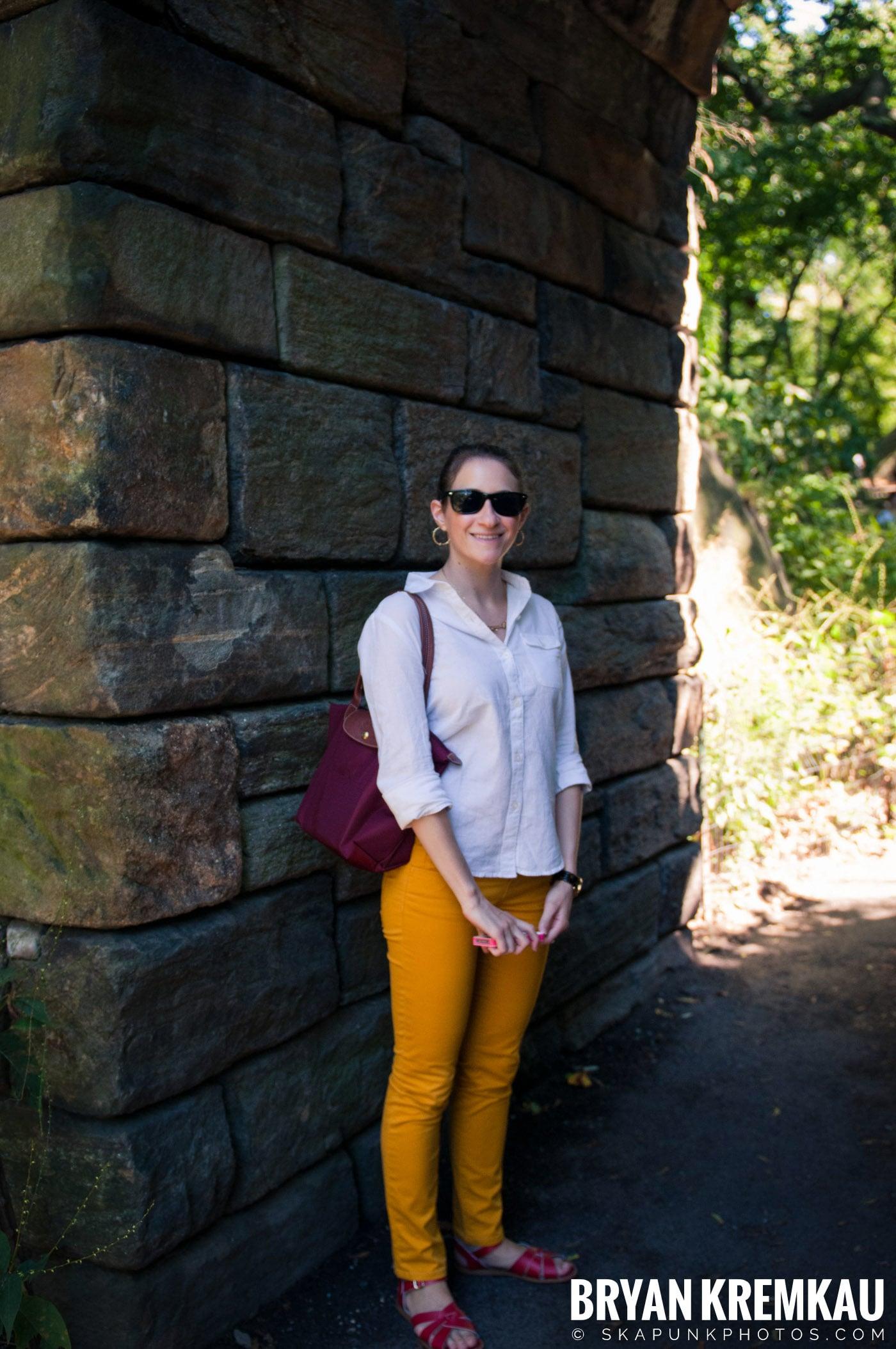 Central Park @ New York, NY - 9.9.12 (23)