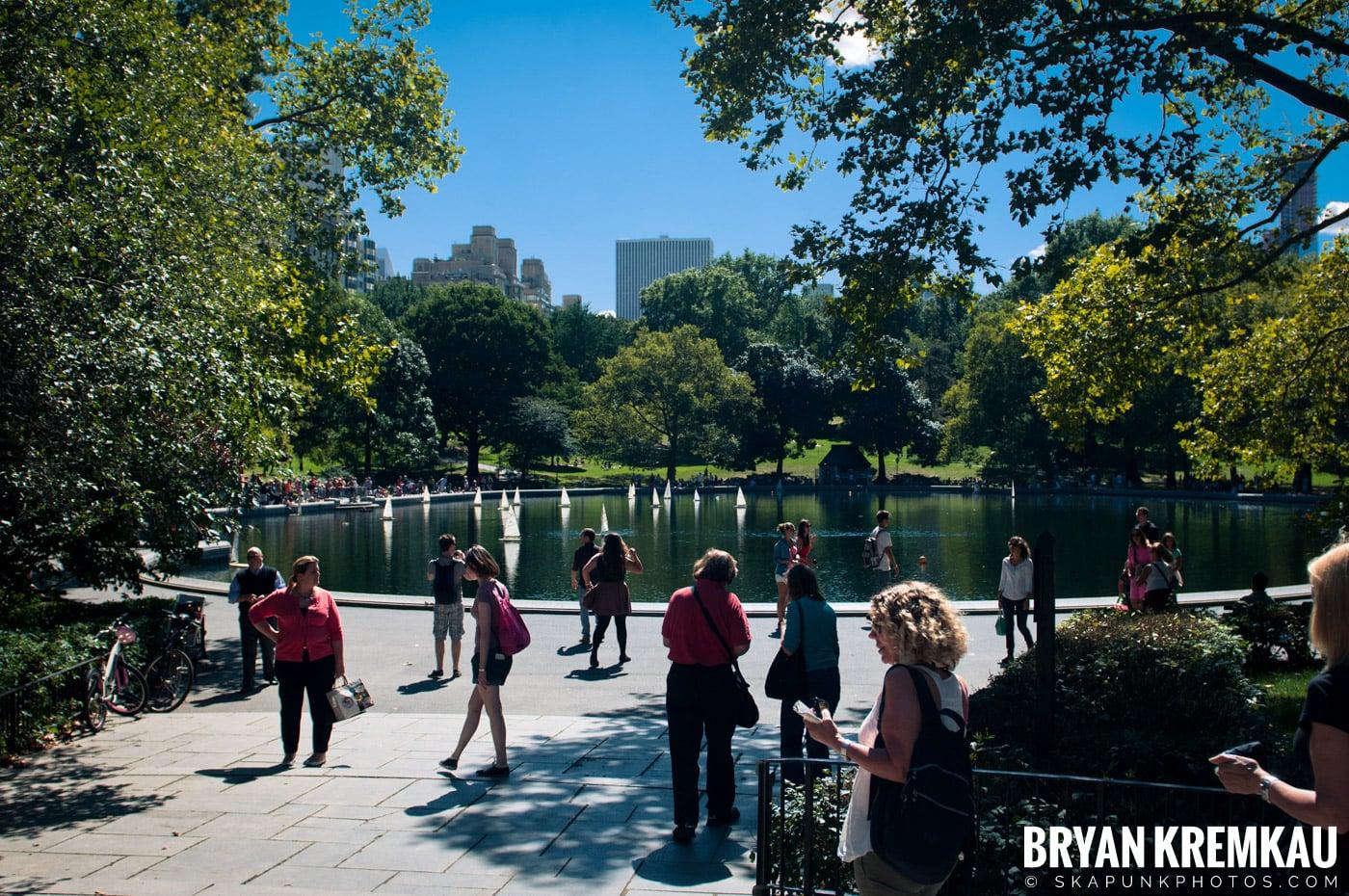 Central Park @ New York, NY - 9.9.12 (15)