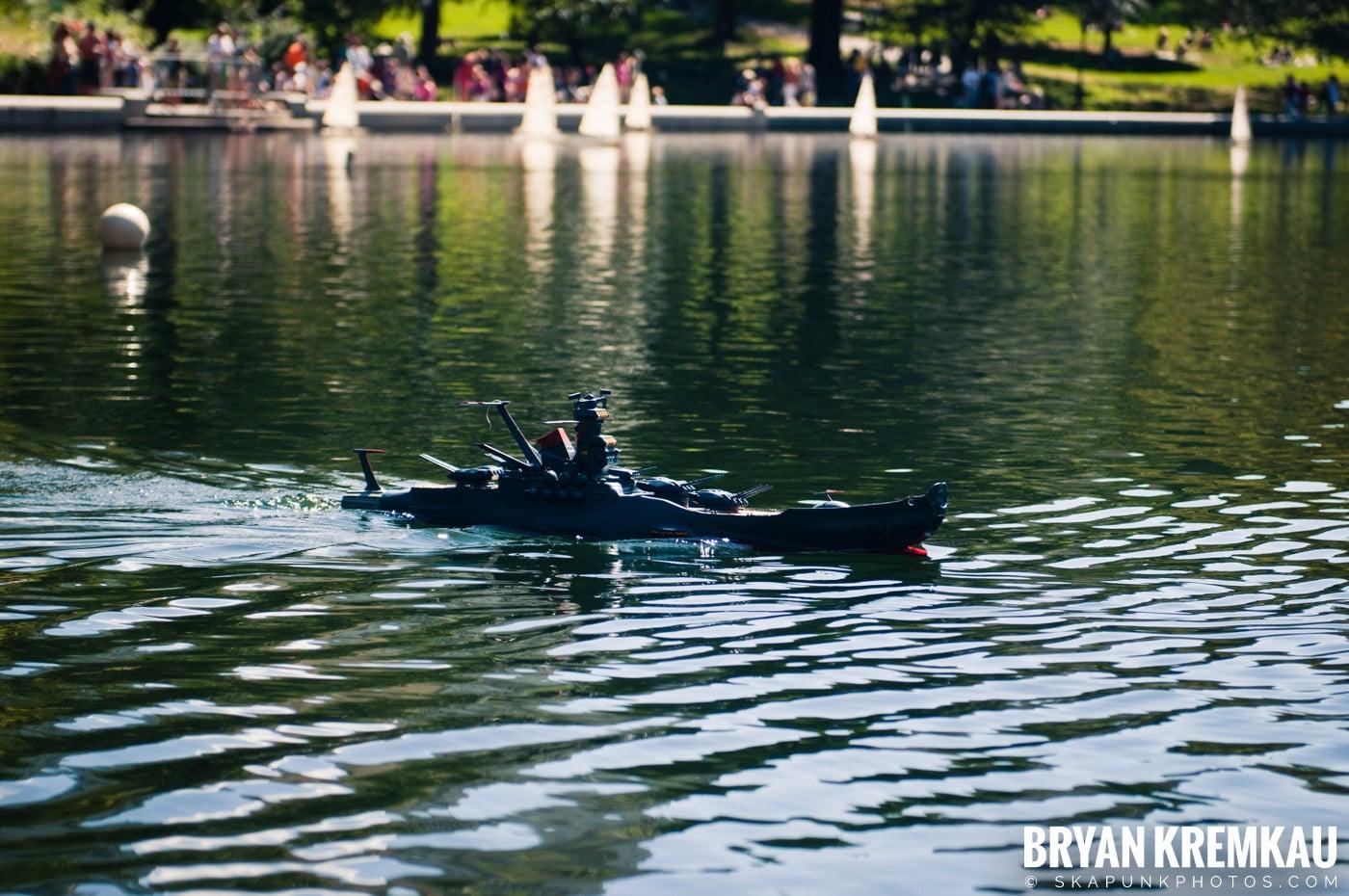 Central Park @ New York, NY - 9.9.12 (14)
