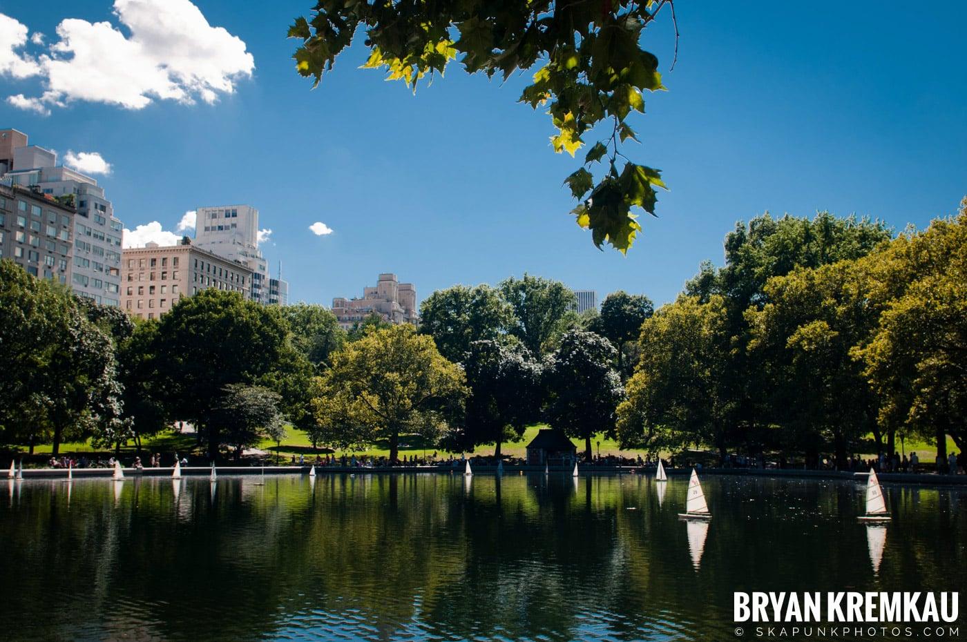 Central Park @ New York, NY - 9.9.12 (13)