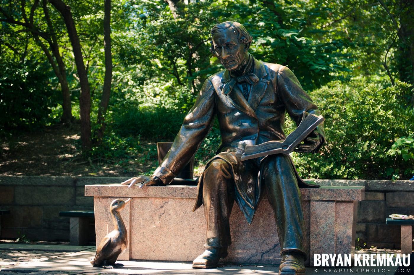 Central Park @ New York, NY - 9.9.12 (12)