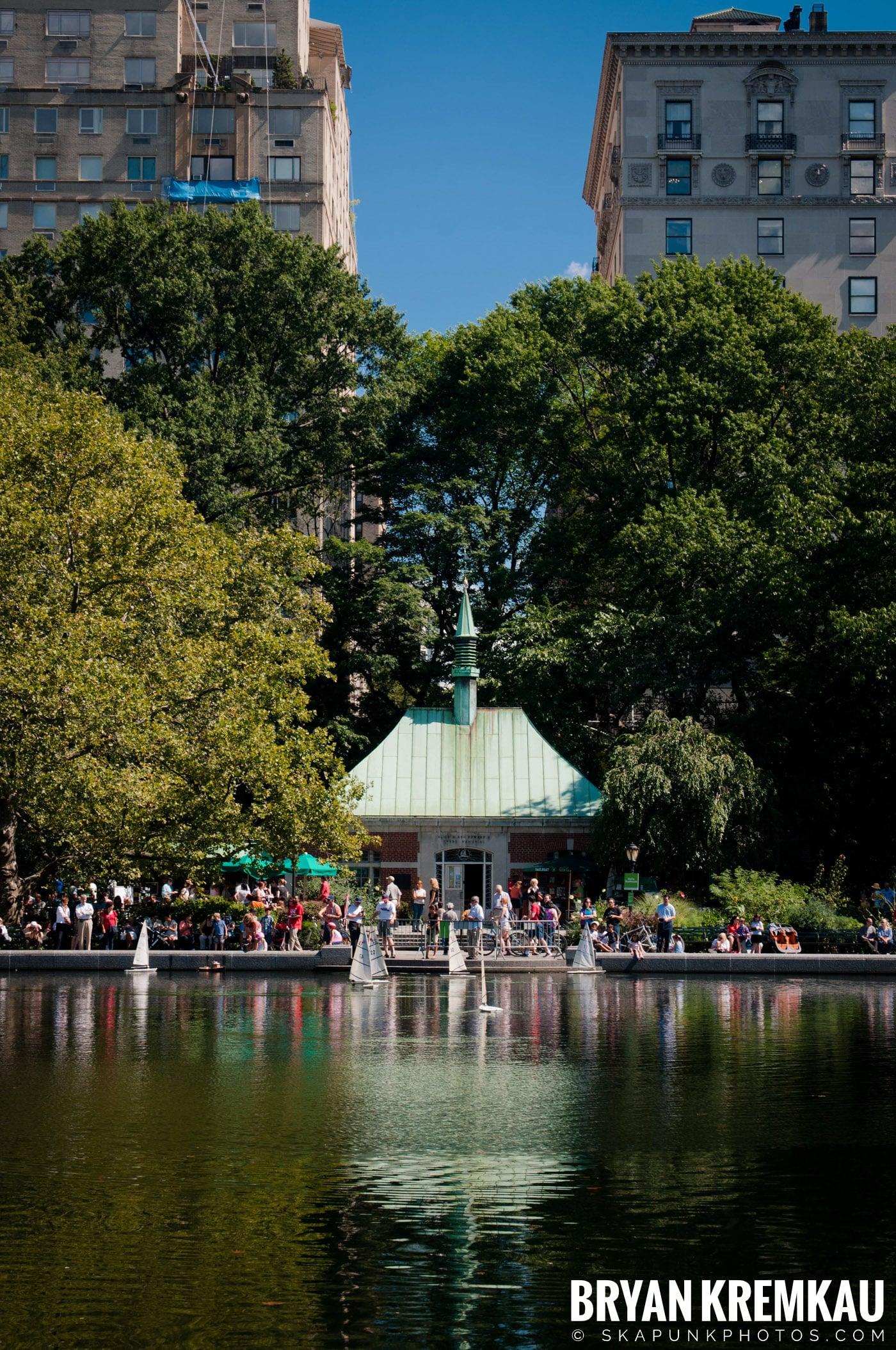 Central Park @ New York, NY - 9.9.12 (11)