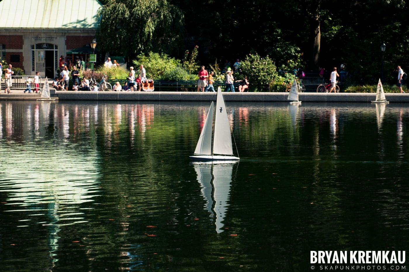 Central Park @ New York, NY - 9.9.12 (10)