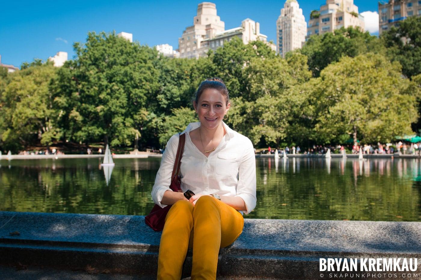 Central Park @ New York, NY - 9.9.12 (9)