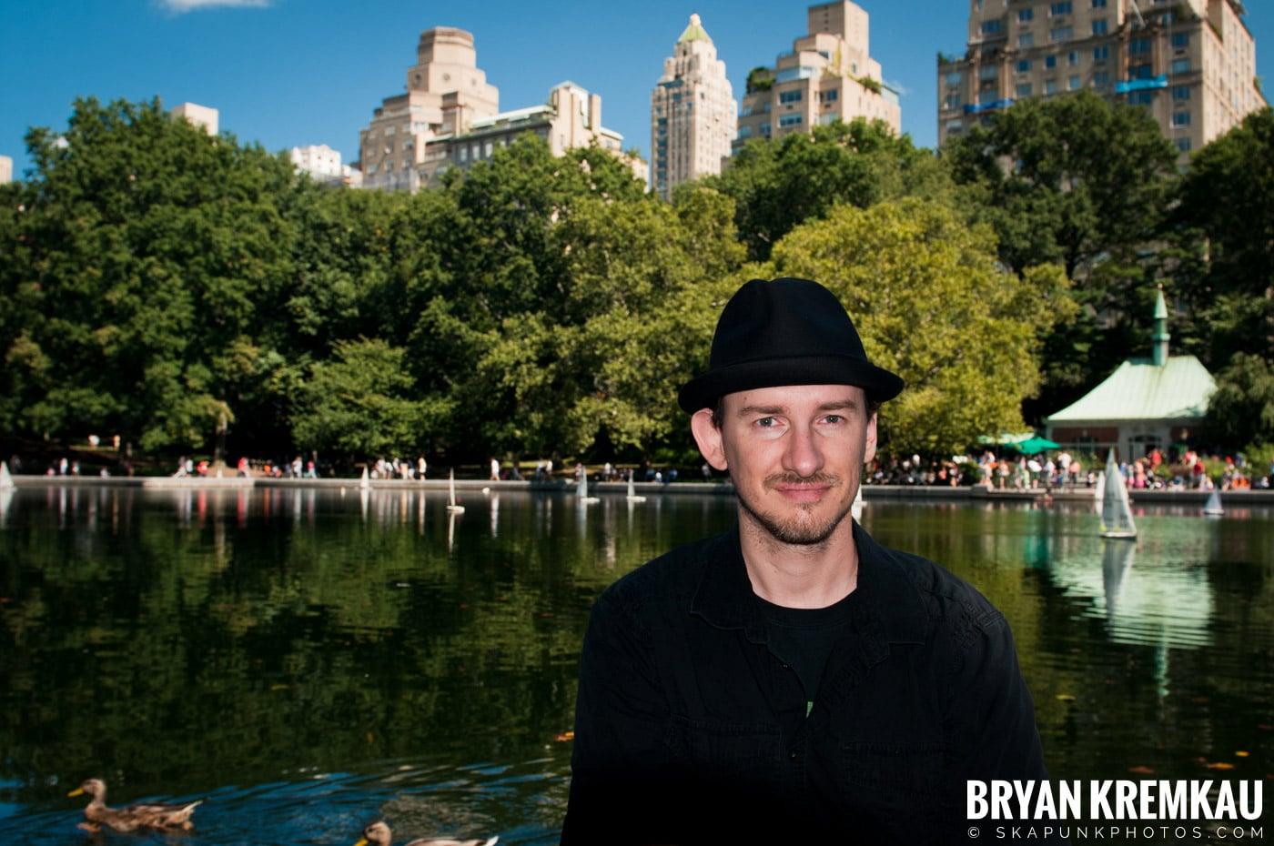 Central Park @ New York, NY - 9.9.12 (7)