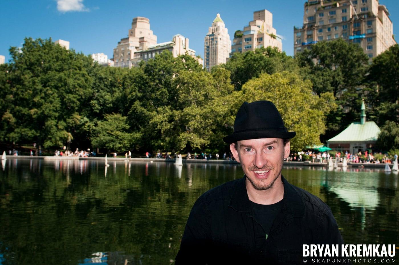 Central Park @ New York, NY - 9.9.12 (5)