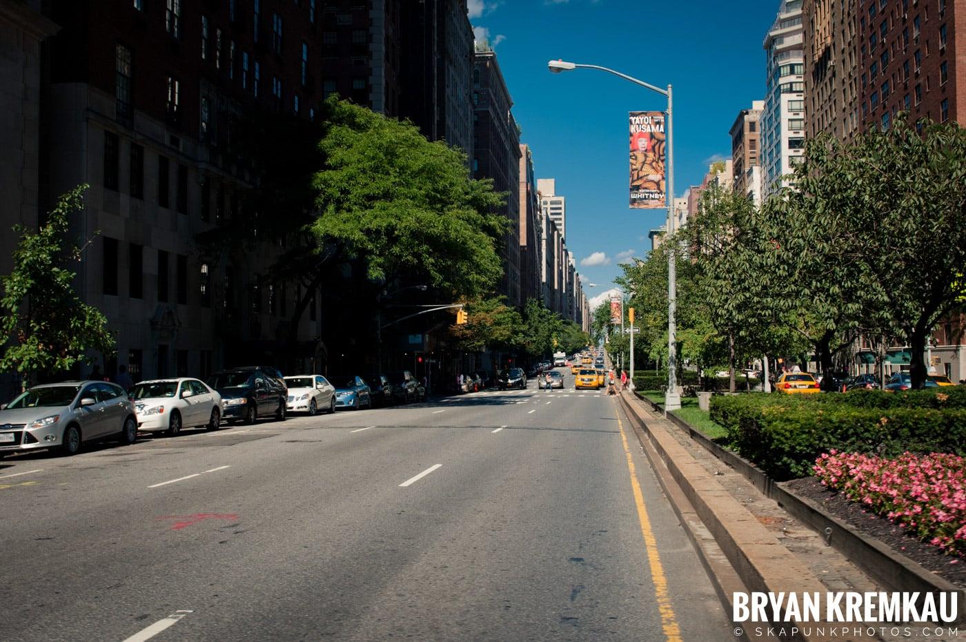 Central Park @ New York, NY - 9.9.12 (4)