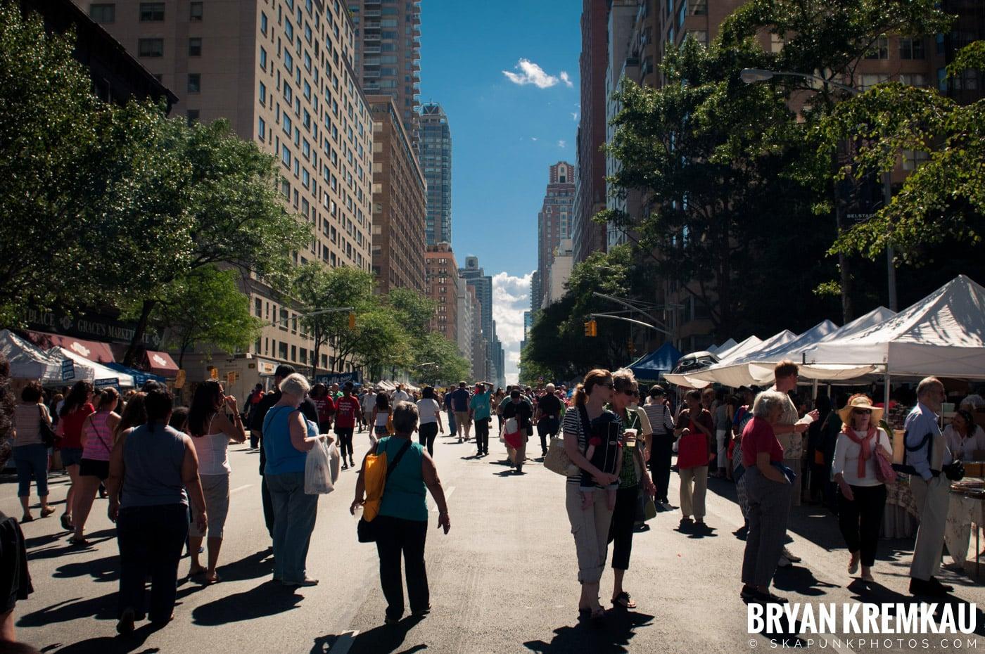 Central Park @ New York, NY - 9.9.12 (3)